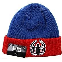 New Era Hero Cuff Inf Spiman Otc - Gorra Línea Spiderman para Niño, multicolor, talla única