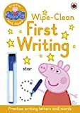 #3: Peppa Pig: Practise with Peppa: Wipe-Clean First Writing