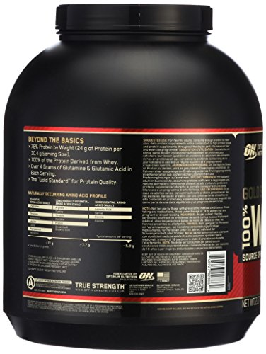 Optimum Nutrition 100 % Whey Gold Standard Protein