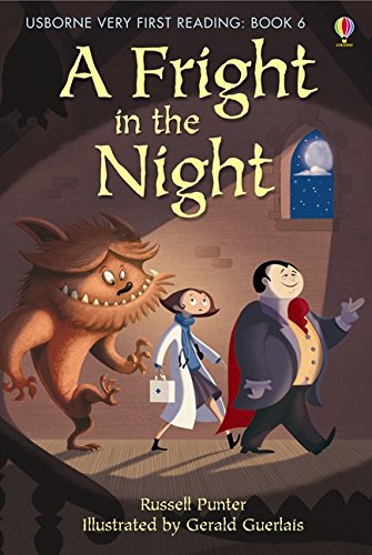 A Fright in the night (1.0 Very First Reading) por Russell Punter