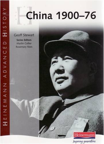 Heinemann Advanced History: China, 1900-76