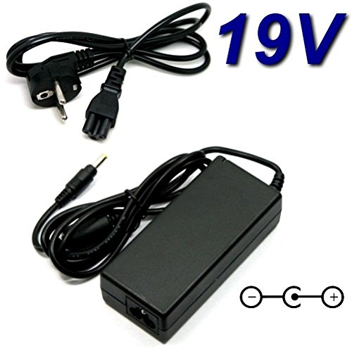 Top Chargeur, Netzadapter, Ladegerät, 19 V, für Notebook, Asus SonicMaster R753U Series, R753UX-T4115D Sonic Master