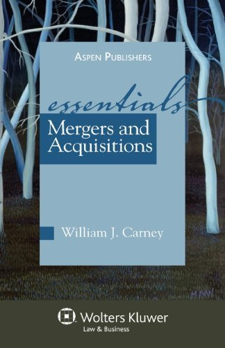 mergers-acquisitions-the-essentials-essentials-wolters-kluwer-by-carney-william-j-2009-paperback