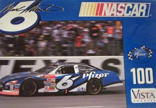 nascar-mark-martin-6-pfizer-puzzle-100-pieces-2001-by-nascar