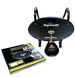 Xpeed Speed Ball Platform Set With Speed Ball in Premium Ply Wood