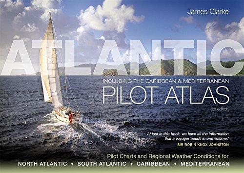 Atlantic Pilot Atlas por James Clarke