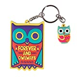 #8: Chumbak Forever And Owlways Keychain