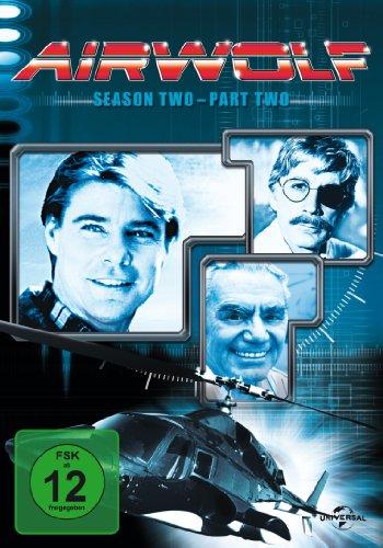 Bild von Airwolf - Season 2.2 [3 DVDs]
