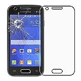 ebestStar - Verre trempé Samsung Galaxy Ace 4 SM-G357FZ - Film protection écran en VERRE Trempé - Vitre protecteur anti casse, anti-rayure [Dimensions PRECISES de votre appareil : 121.4 x 62.9 x 10.8 mm, écran 4'']