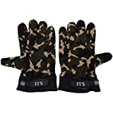 NF&E Finger Gloves Man Tactical Hunting Cycling - M - Camouflage