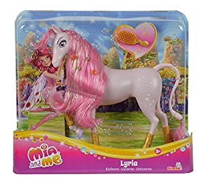 Simba 109480094-Mia and Me Nueva versión Unicornio Lyria