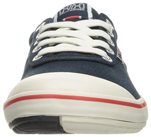 Helly Hansen Damen W Salt Lo 2 Turnschuhe Blau / Rot (597 Navy / Flag ...