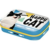 Nostalgic-Art 81341 Pillendose Happy Cat preisvergleich bei billige-tabletten.eu