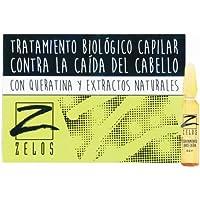 Placenta Vegetal Para La Pérdida Del Cabello - 12 ampollas x 10ml - Con Queratina y