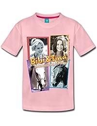 Bibi Und TinaTohuwabohu Total Sabrina Collage Kinder Premium T-Shirt von Spreadshirt®