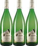 Ritter Scheurebe Deutscher Qualitätswein 1L 2018 Lieblich (3 x 1.0 l)