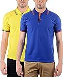 GDivine Men's Polycotton T-Shirt (DGNP200171_S)
