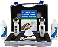 Med-Fit Pro-Homecare Therapeutic Dual Frequency 1&3 MHz Ultrasound Machine - Pulsed and Continuous output Free Delivery