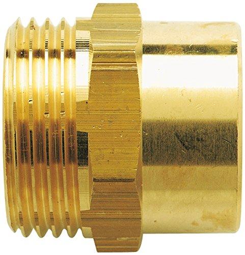 Manchon à visser mâle Raccords - Filetage 15 x 21 mm - Diamètre 12 mm - Vendu par 1