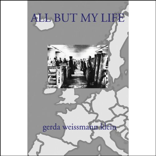 All But My Life  Audiolibri
