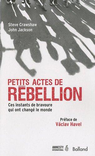 Petits actes de rébellion