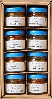 Steenbergs Organic Curry Starter Gift Set
