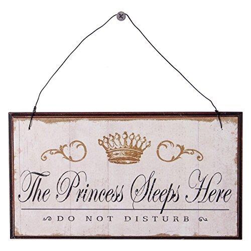 NIKKY HOME Shabby Chic Holzwandschilder Plaque Poster Dekor-Weinlese für Geschenk-Geschenk-Slogan