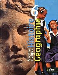 Histoire Géographie Education civique 6e