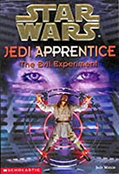 The Evil Experiment (Star Wars Jedi Apprentice) by Jude Watson (2001-02-16)