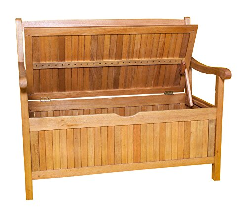 Gartenbank 3-Sitzer aus Akazienholz -