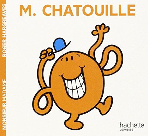 Monsieur Chatouille por Roger Hargreaves
