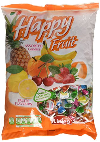 Liking Italian Sweets Fruit Mix Candies 1 kg