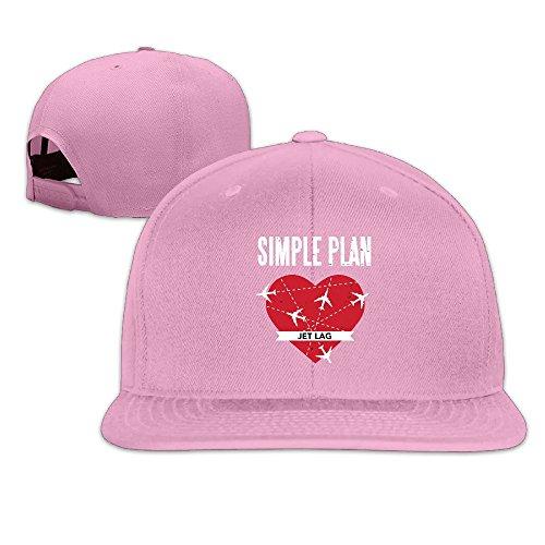 Simple Plan Summer Paradise Snapback Hats