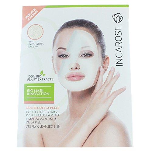 Incarose Masque Visage et Disque Exfoliant 26 ml