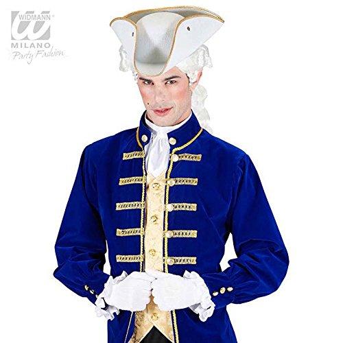 WIDMANN S.R.L., TRICORNE weißem (Tricorne Kostüme)