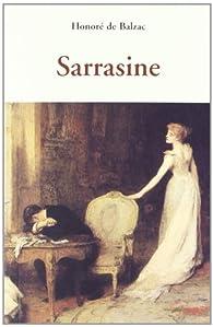 Sarrasine  par Honoré de Balzac