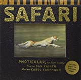 Safari - Photicular, un livre animé