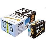 Reisser 8200S220400354 Holzschrauben, Pozi, 4.0 x 35mm, mit Senkkopf, Gelb, 200 Stück