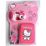 INGO Appareil photo numérique Hello Kitty + sacoche