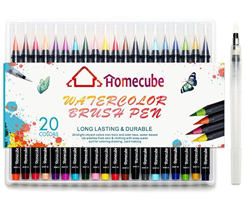 acuarela-homecube-20-colores-lapiz-pincel-de-acuarela-en-formato-rotulador-para-dibujo-pintura-arte-