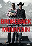 Wuorinen: Brokeback Mountain (Opera in two acts after the story by Annie Proulx) [DVD] [2015]