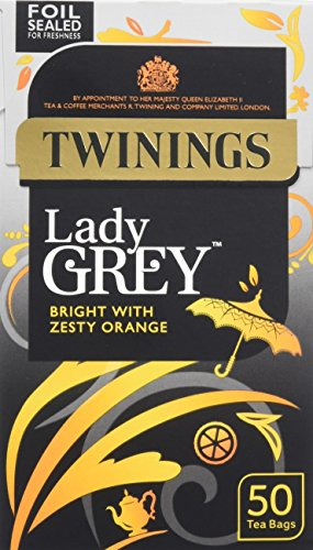 A photograph of Twinings Lady Grey
