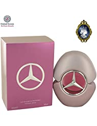Mercedes Benz Eau De Parfum for Women 90ml/3.oz Perfume Spray Fragrance for Her