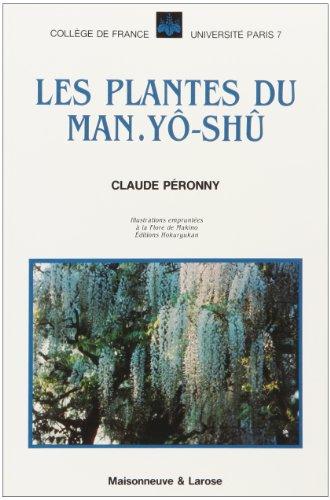 Les plantes du Man. yô-shû
