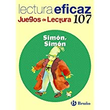 Simón, Simón Juego de Lectura (Castellano - Material Complementario - Juegos De Lectura) - 9788421698037