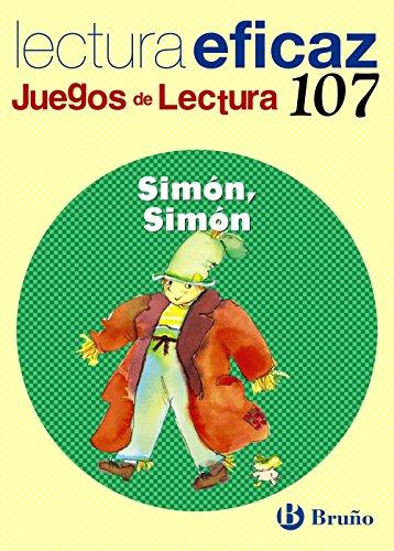 Simón, simón juego de lectura (castellano - material complementario - juegos de lectura)