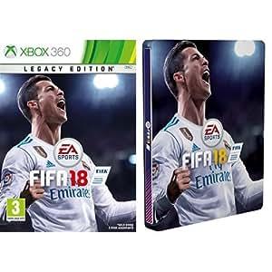FIFA 18 Legacy Edition + Steelbook Esclusiva Amazon - Xbox 360