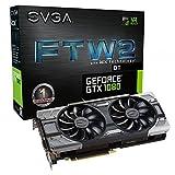 Scheda Grafica Gaming EVGA 08G-P4-6684-KR GTX 1080 FTW2DT 8 GB|DDR5