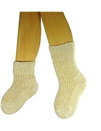 Baby Socken 100% Schurwolle