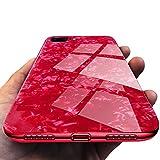DYBOHF Coque iPhone 7 Plus / 8 Plus Silicone, Paillette Coque avec Revêtement...